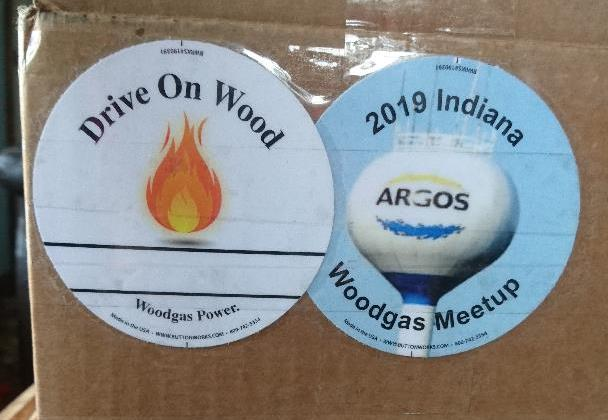 2019 woodgas buttons