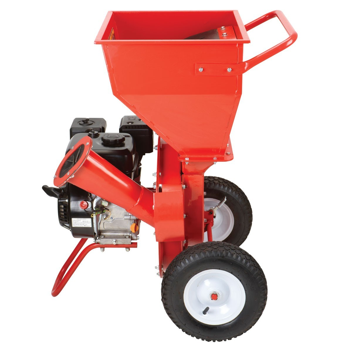 Harbor Freight Chipper Open Source Small Engines